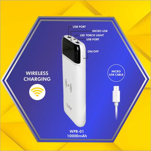 10000 MAH Wireless Power Bank