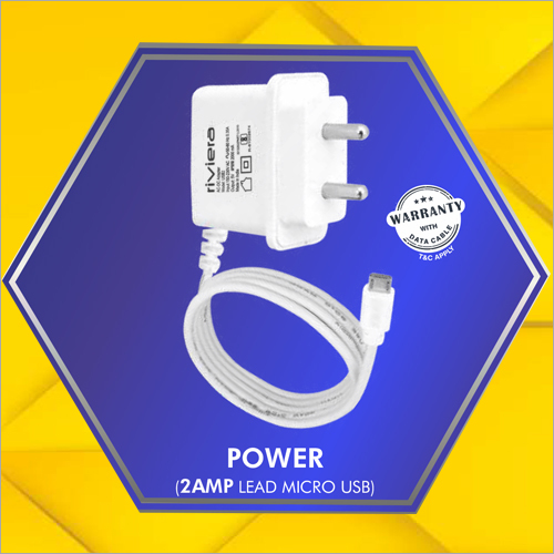 2 AMP Mobile Charger with Micro USB