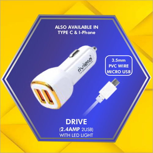 2.4AMP Car Charger