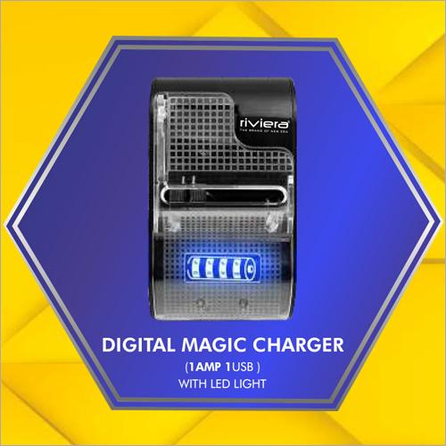 1 AMP Digital Magic Charger