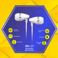 RH Series Smart Phone Earphone