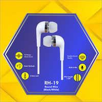 RH Series Smart Phone Bass Earphone