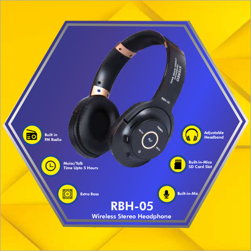 RBH Series Wireless Stereo Headphone