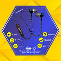 RBH Series Metal Bass Bluetooth Handsfree