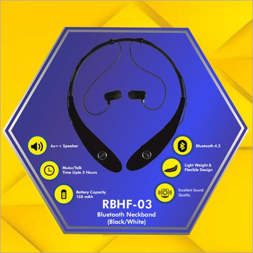 Bluetooth Neckband Handsfree