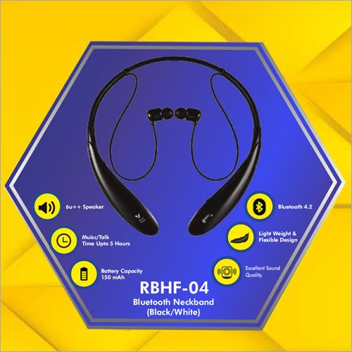 Bluetooth Neckband Earphone
