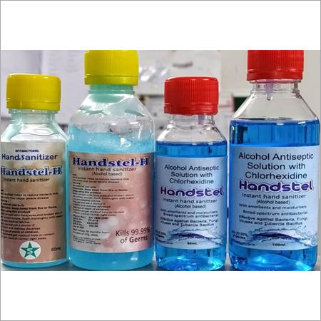 Alcohol Antiseptic Chlorhexidine Hand Sanitizer 100ml