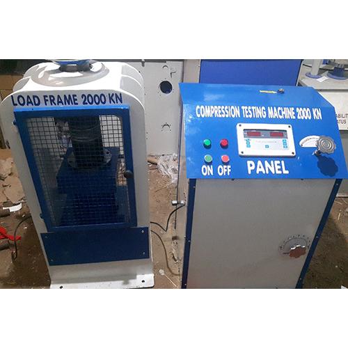 Compression Testing Digital  Machine