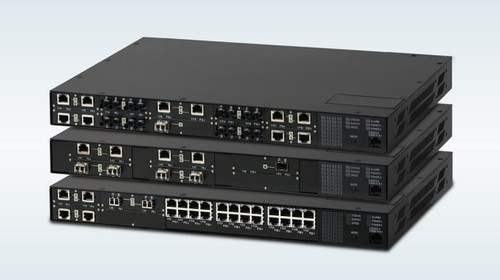 Ruggedcom RSG2000 Family Rack Mount Ethernet Switches