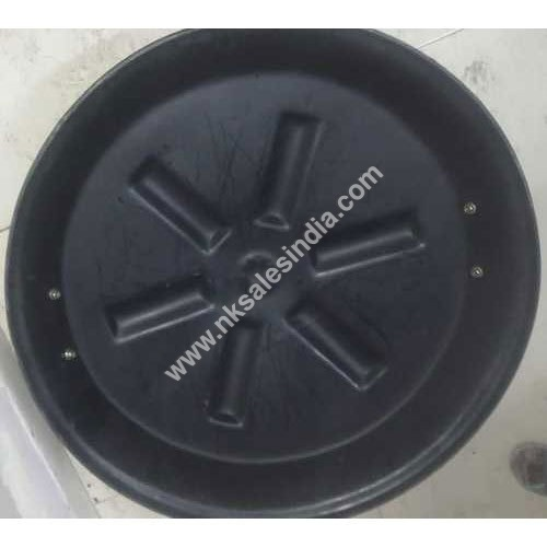 BATCHING PLANT ROTOR COVER