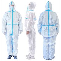 Medical Disposable Protective Coverall