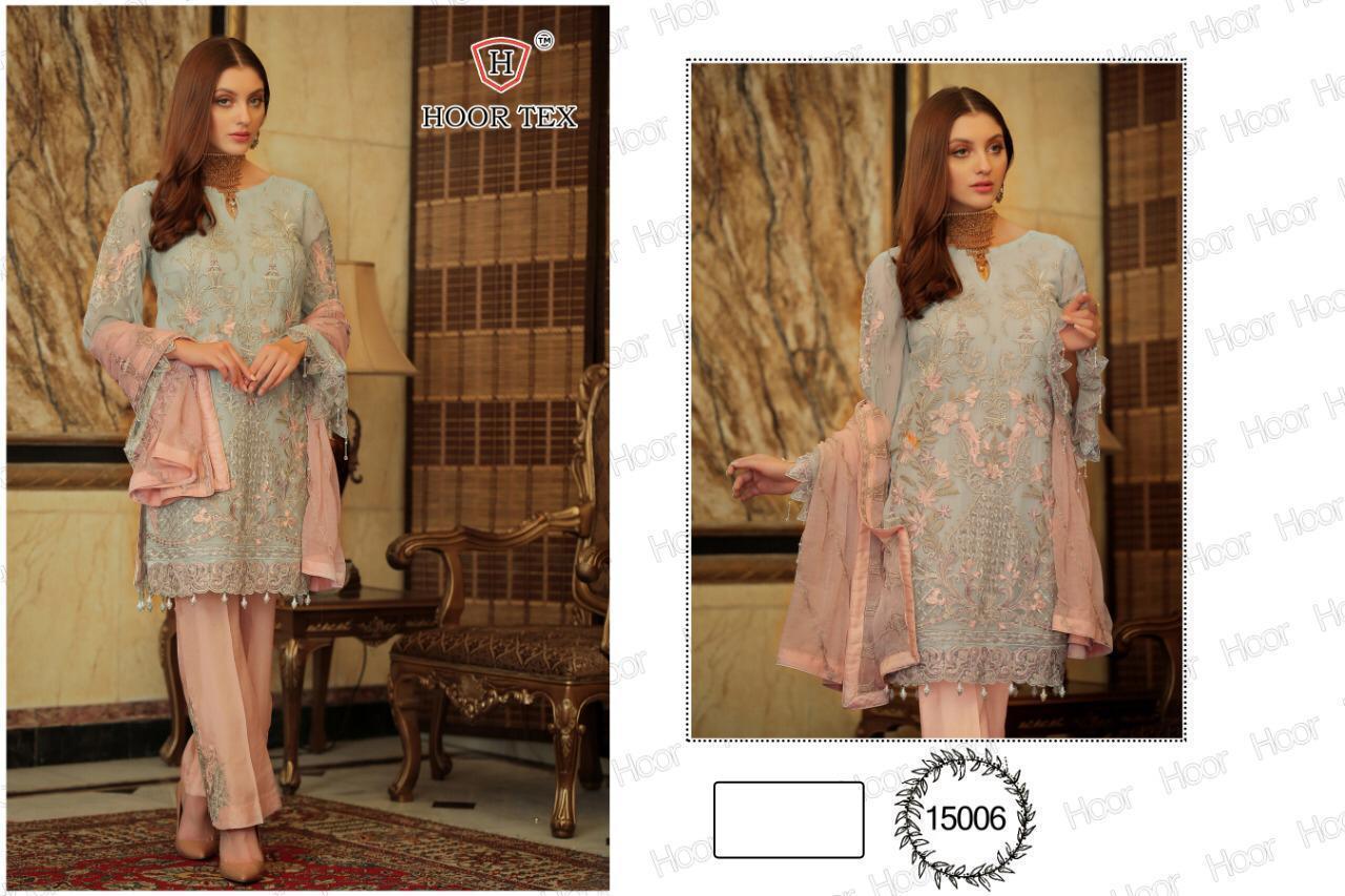 Designer Georgette Salwar Kameez