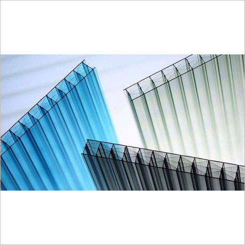 Multiwall Polycarbonate Roofing Sheets