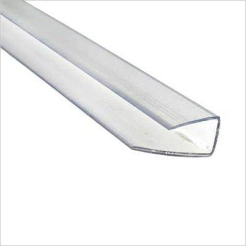 U Shape Polycarbonate Profile