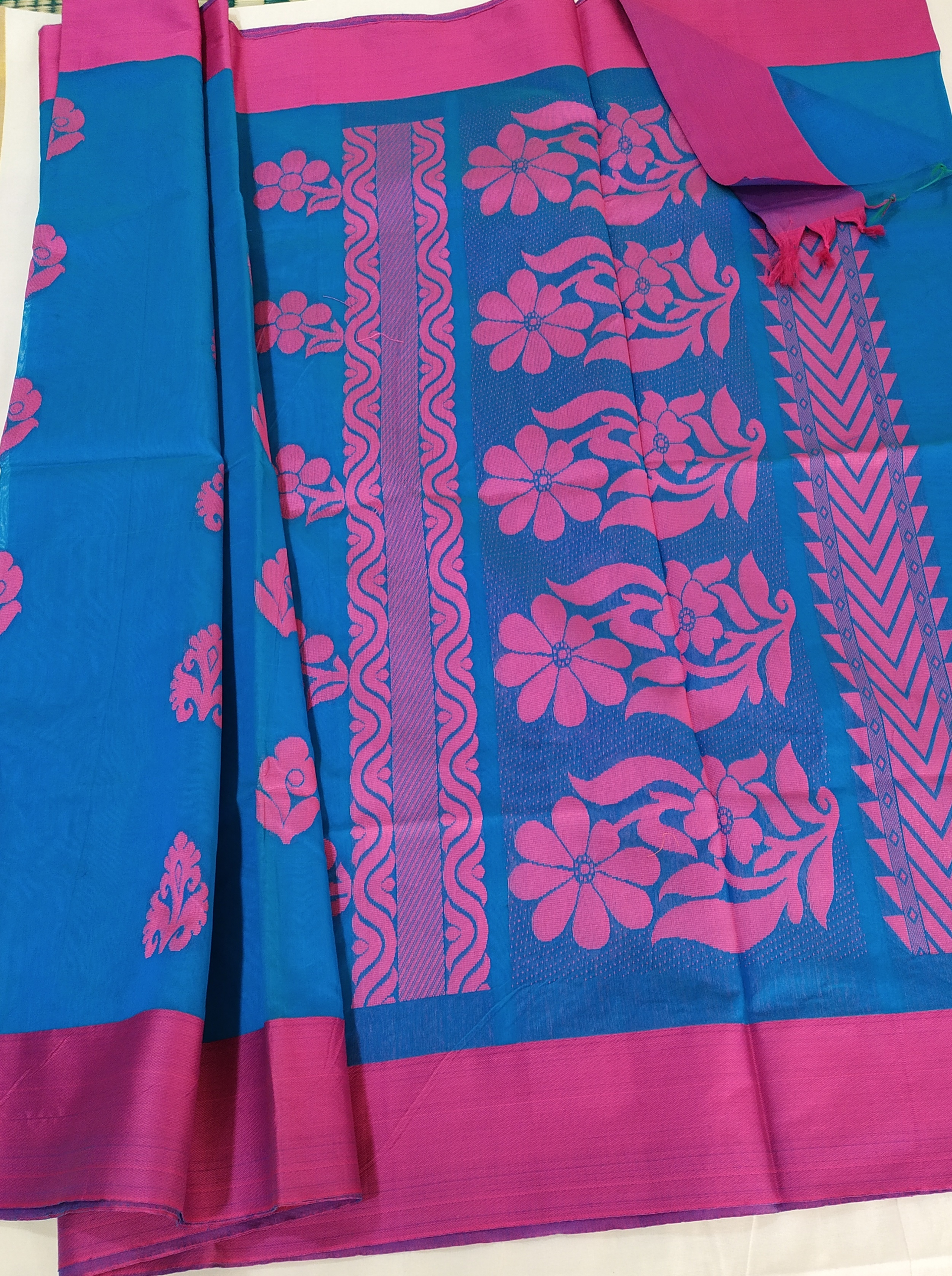 Exclusive Kora Cotton Sarees