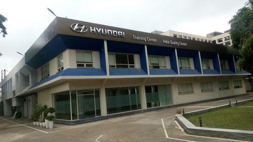 Corporate interior services