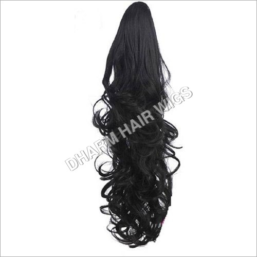 Step Cut Clip Hair Wig