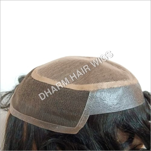 Synthetic Polymer Hair Patch