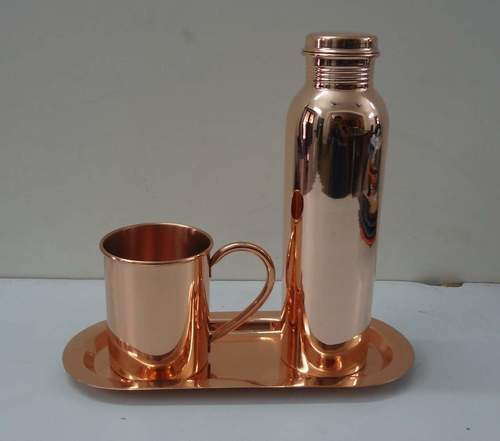 Copper Water Bottel