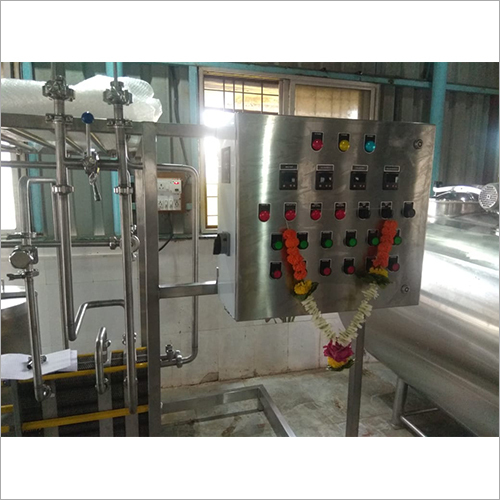 Dairy Plant And Machines
