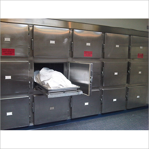 Mortuary Freezer Cabinet Chambers