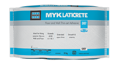 MYK Laticrete 307 Polymer Based Thin Set Adhesive