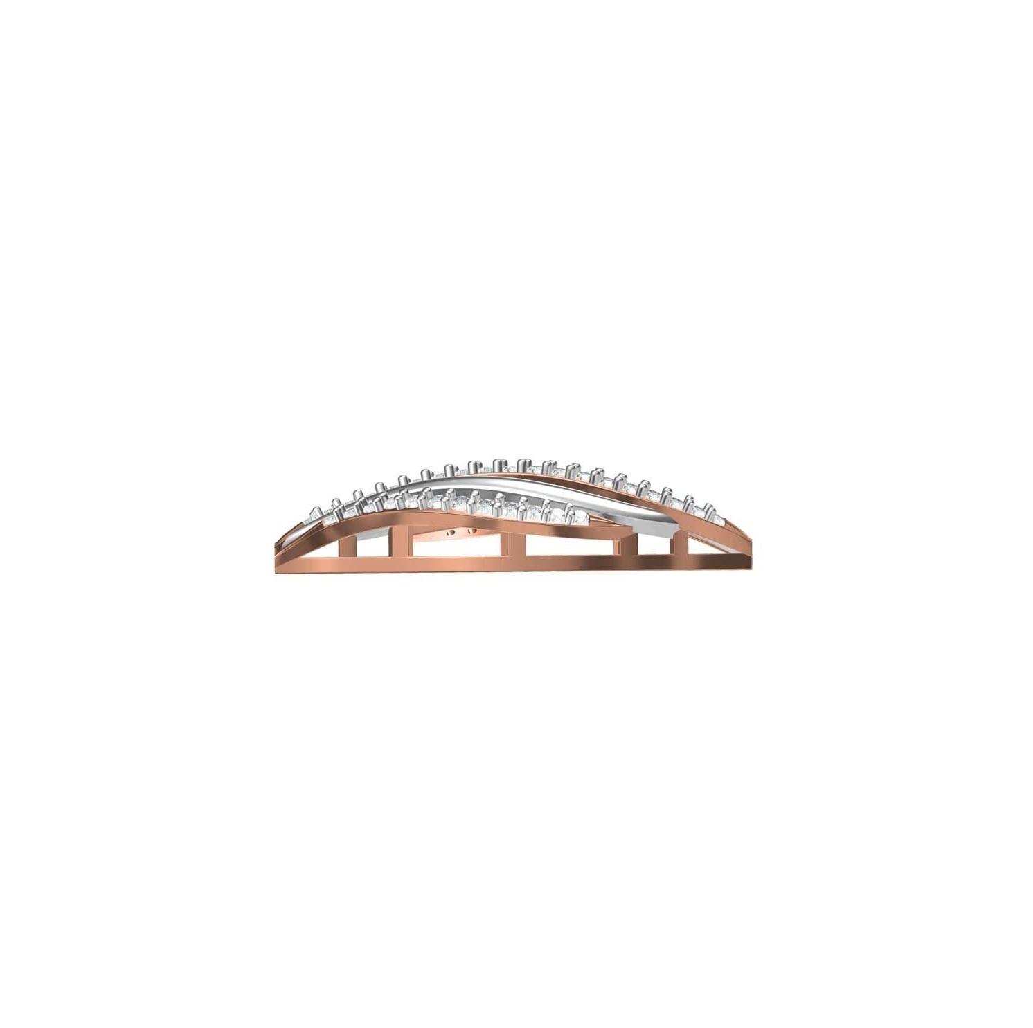 Diamond Earrings TCW 0.805 14K gold 6.2 gm