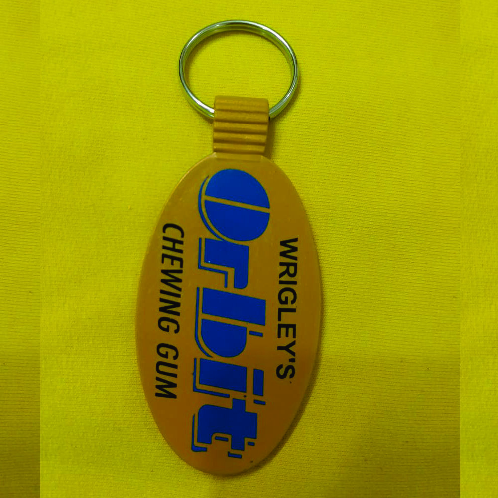 ABS Plastic Keychain