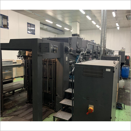 Color Offset Printing Machine