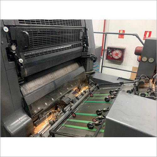 Heavy Duty Offset Printing Machine