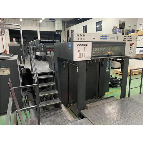 Heavy Duty Offset Printing Machine
