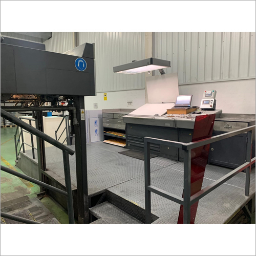 Industrial Offset Printing Machine
