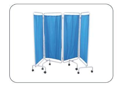 Bedside Screen 4 Panels