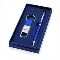 2 Pcs Ball Pen and Keychain