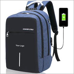 Anti Theft USB Charge Laptop Bag