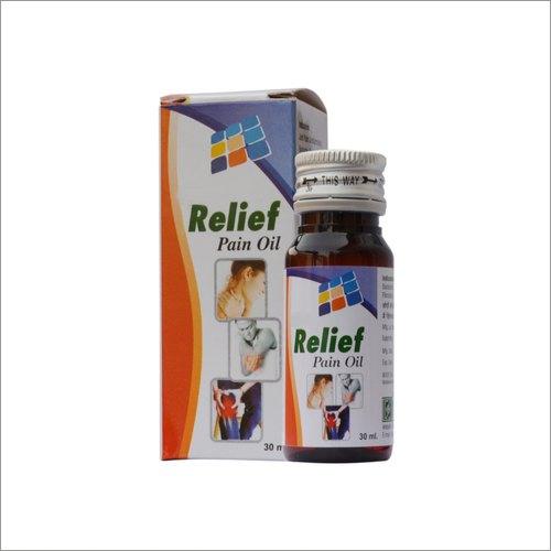 Relief Pain Oil