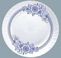 Leher Dinner Plate