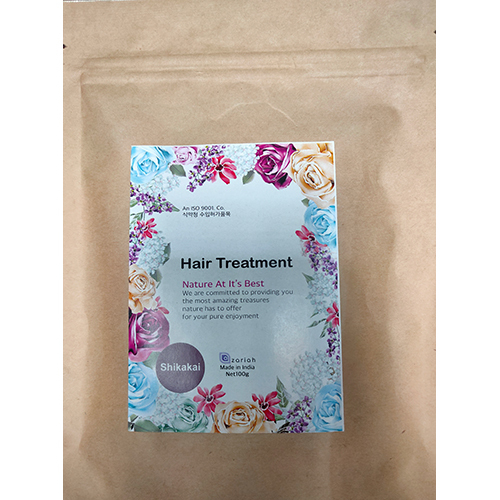 Shikakai Powder Hair Treatment