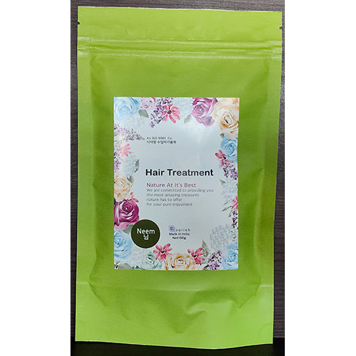 Neem Powder Hair Treatment