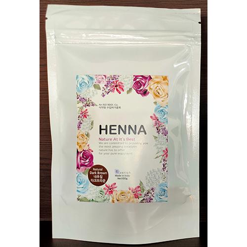 Herbal Base Dye Colour