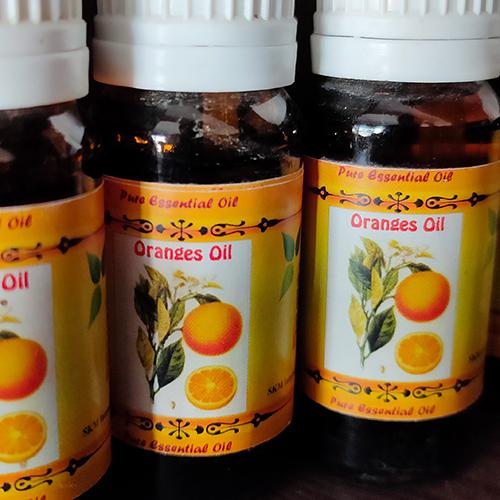 Oranges Oil