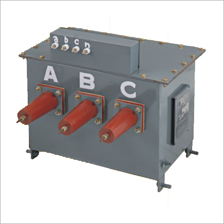 Cast Resin Three Pole Potential Transformer