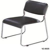 Metal powder coated chair