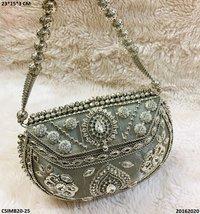 Exclusive Stone Metal Bag