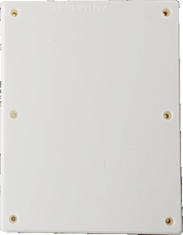 8X6 PVC Plain Board