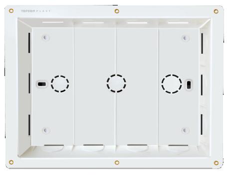8X10 PVC Consealed Board