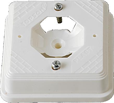 Tiranga PVC Square Box