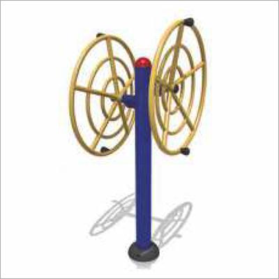 Shoulder Twirl Machine