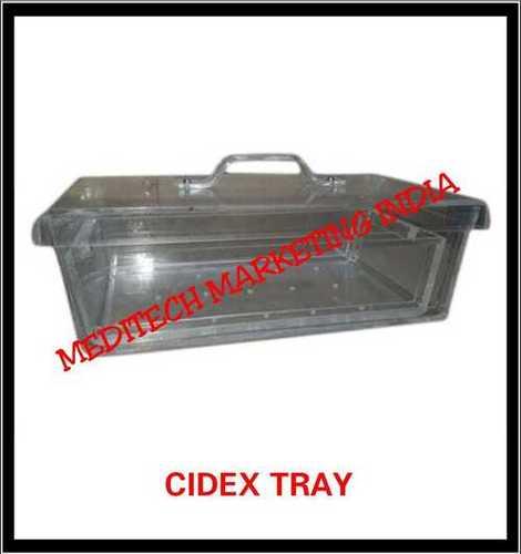 Cidex Tray