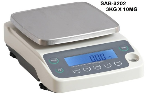 3 kg x 10 mg Weighing Scale